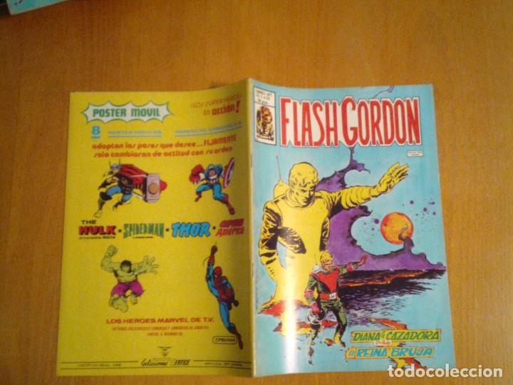 Cómics: FLASH GORDON - VOLUMEN 2 - COMPLETA - 44 NUMEROS - MUY BUEN ESTADO - GORBAUD - cj 16 - Foto 25 - 162408858