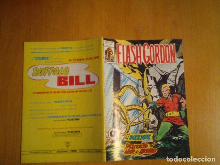 Cómics: FLASH GORDON - VOLUMEN 2 - COMPLETA - 44 NUMEROS - MUY BUEN ESTADO - GORBAUD - cj 16 - Foto 27 - 162408858