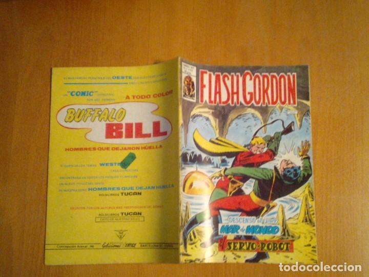 Cómics: FLASH GORDON - VOLUMEN 2 - COMPLETA - 44 NUMEROS - MUY BUEN ESTADO - GORBAUD - cj 16 - Foto 28 - 162408858