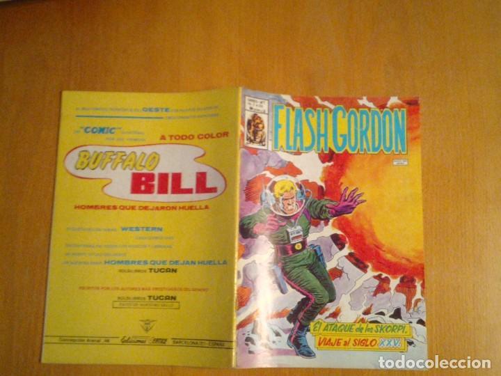 Cómics: FLASH GORDON - VOLUMEN 2 - COMPLETA - 44 NUMEROS - MUY BUEN ESTADO - GORBAUD - cj 16 - Foto 29 - 162408858