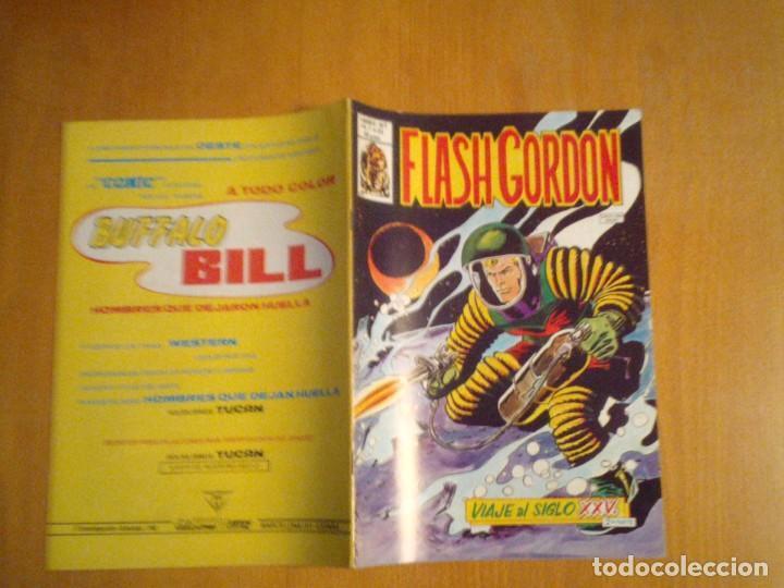 Cómics: FLASH GORDON - VOLUMEN 2 - COMPLETA - 44 NUMEROS - MUY BUEN ESTADO - GORBAUD - cj 16 - Foto 30 - 162408858