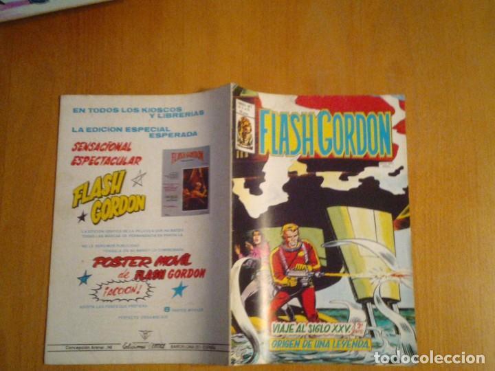 Cómics: FLASH GORDON - VOLUMEN 2 - COMPLETA - 44 NUMEROS - MUY BUEN ESTADO - GORBAUD - cj 16 - Foto 31 - 162408858