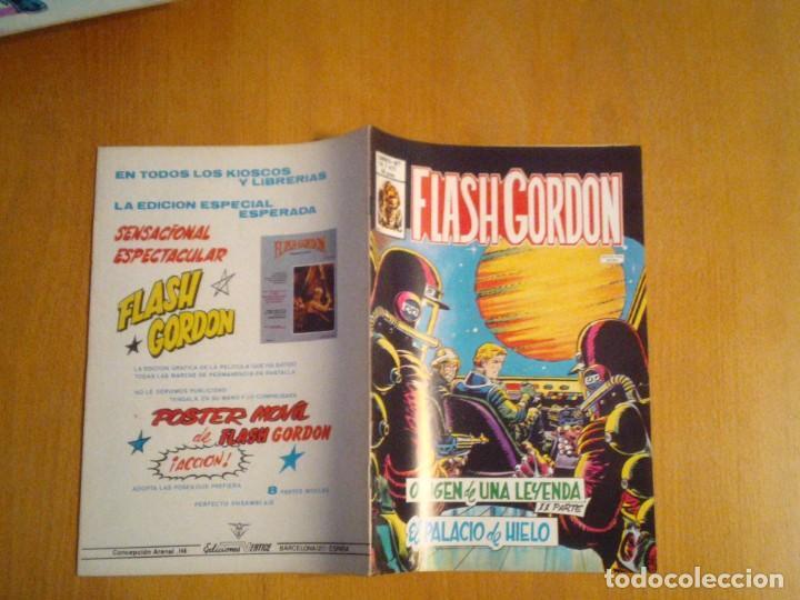 Cómics: FLASH GORDON - VOLUMEN 2 - COMPLETA - 44 NUMEROS - MUY BUEN ESTADO - GORBAUD - cj 16 - Foto 32 - 162408858