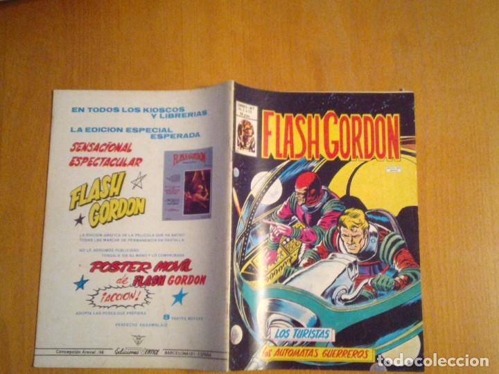 Cómics: FLASH GORDON - VOLUMEN 2 - COMPLETA - 44 NUMEROS - MUY BUEN ESTADO - GORBAUD - cj 16 - Foto 34 - 162408858