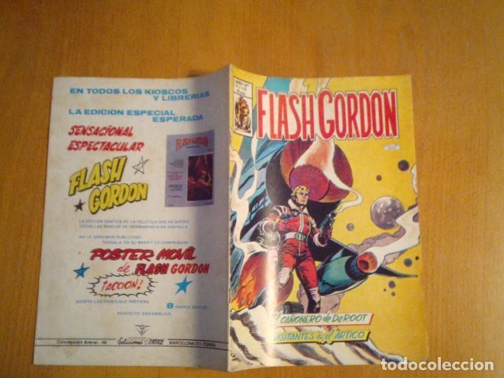 Cómics: FLASH GORDON - VOLUMEN 2 - COMPLETA - 44 NUMEROS - MUY BUEN ESTADO - GORBAUD - cj 16 - Foto 35 - 162408858