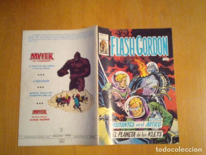 Cómics: FLASH GORDON - VOLUMEN 2 - COMPLETA - 44 NUMEROS - MUY BUEN ESTADO - GORBAUD - cj 16 - Foto 36 - 162408858