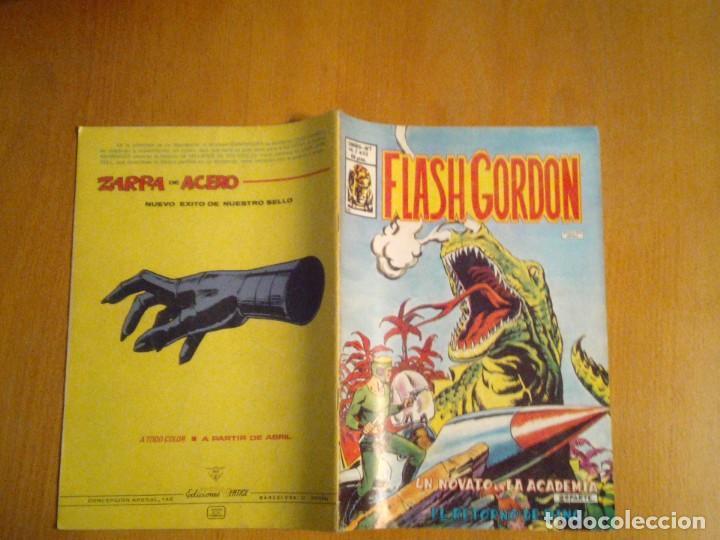 Cómics: FLASH GORDON - VOLUMEN 2 - COMPLETA - 44 NUMEROS - MUY BUEN ESTADO - GORBAUD - cj 16 - Foto 38 - 162408858