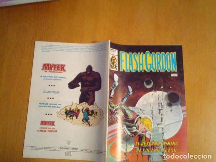 Cómics: FLASH GORDON - VOLUMEN 2 - COMPLETA - 44 NUMEROS - MUY BUEN ESTADO - GORBAUD - cj 16 - Foto 39 - 162408858