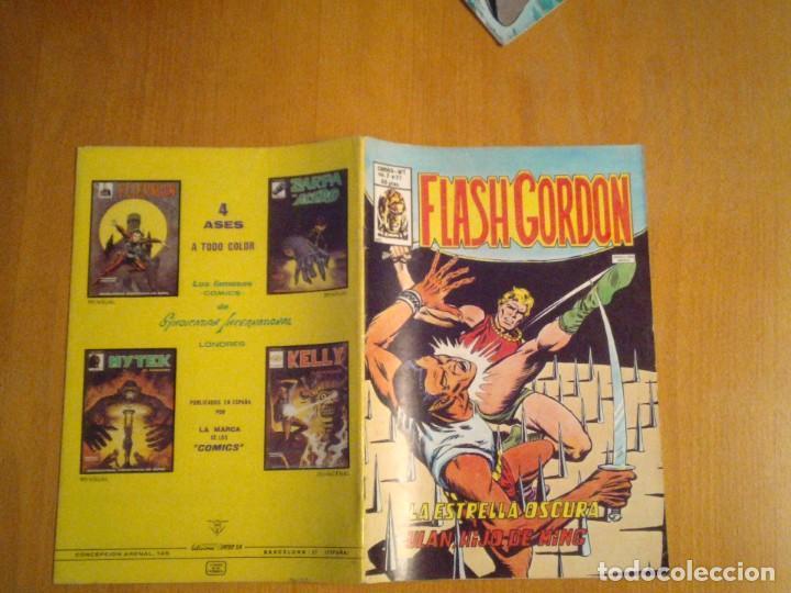 Cómics: FLASH GORDON - VOLUMEN 2 - COMPLETA - 44 NUMEROS - MUY BUEN ESTADO - GORBAUD - cj 16 - Foto 42 - 162408858