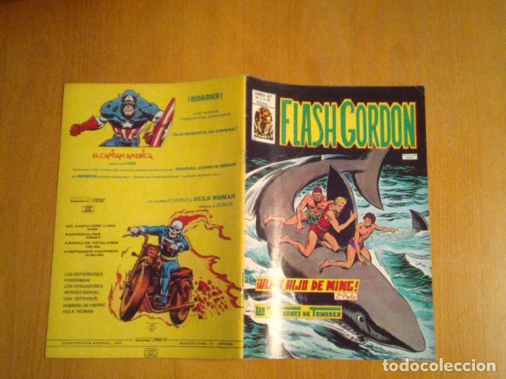 Cómics: FLASH GORDON - VOLUMEN 2 - COMPLETA - 44 NUMEROS - MUY BUEN ESTADO - GORBAUD - cj 16 - Foto 43 - 162408858