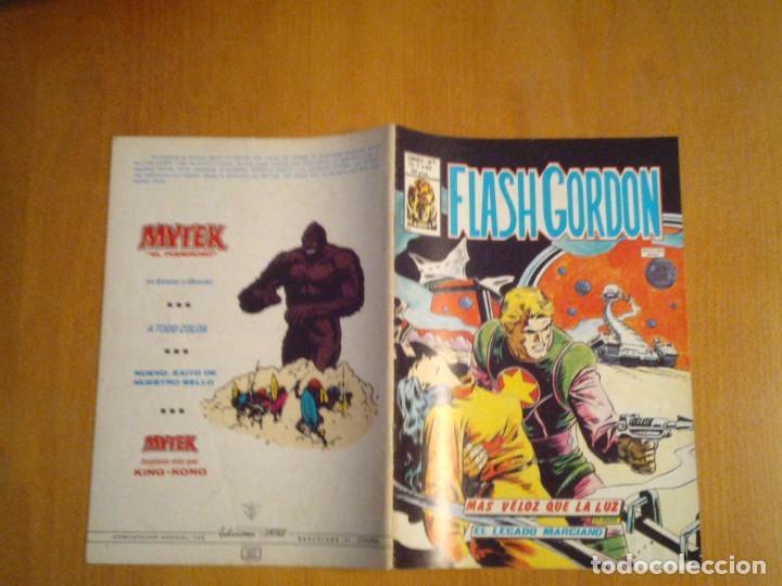 Cómics: FLASH GORDON - VOLUMEN 2 - COMPLETA - 44 NUMEROS - MUY BUEN ESTADO - GORBAUD - cj 16 - Foto 45 - 162408858
