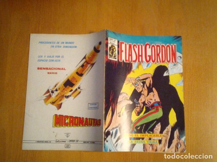 Cómics: FLASH GORDON - VOLUMEN 2 - COMPLETA - 44 NUMEROS - MUY BUEN ESTADO - GORBAUD - cj 16 - Foto 47 - 162408858