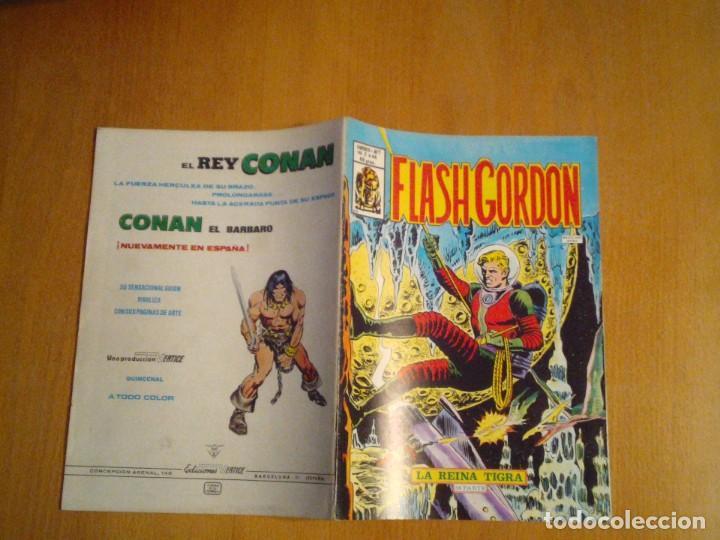 Cómics: FLASH GORDON - VOLUMEN 2 - COMPLETA - 44 NUMEROS - MUY BUEN ESTADO - GORBAUD - cj 16 - Foto 49 - 162408858