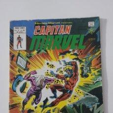 Cómics: HEROES MARVEL PRESENTA VOL. 2 Nº 56 CAPITÁN MARVEL VÉRTICE MUNDI COMICS 1979. Lote 162424894