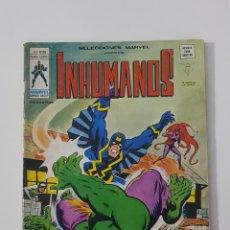 Cómics: MARVEL COMICS - SELECCIONES MARVEL PRESENTA VOL. 1 Nº 20 LOS INHUMANOS VERTICE MUNDI COMICS 1974. Lote 162425986