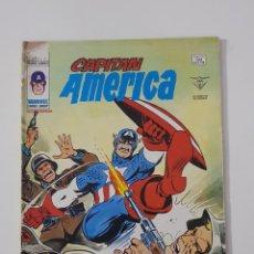 Comics: MARVEL COMICS - CAPITÁN AMÉRICA VOL. 3 Nº 31 VERTICE MUNDI COMICS 1979. Lote 162426034