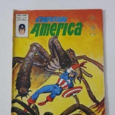 Cómics: MARVEL COMICS - CAPITÁN AMÉRICA VOL. 3 Nº 33 VERTICE MUNDI COMICS 1979. Lote 162426066