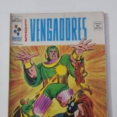 Cómics: MARVEL COMICS - LOS VENGADORES VOL. 2 Nº 10 VERTICE MUNDI COMICS 1974 THANOS AVENGERS. Lote 162426206