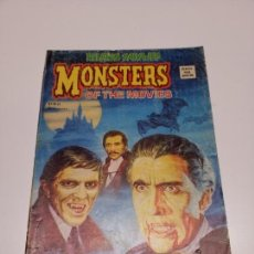 Cómics: RELATOS SALVAJES 46 V.1 MONSTERS OF THE MOVIES VÉRTICE. Lote 162430186