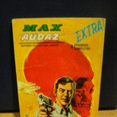 Cómics: MAX AUDAZ Nº 1 - VERTICE V.1 - EXCELENTE ESTADO. Lote 162545650