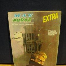 Cómics: MAX AUDAZ Nº 18 - VERTICE V.1 MUY BUEN ESTADO. Lote 162546234