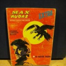 Cómics: MAX AUDAZ Nº 19 - VERTICE V.1 MUY BUEN ESTADO. Lote 162546330