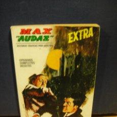 Cómics: MAX AUDAZ Nº 15 - VERTICE V.1 MUY BUEN ESTADO. Lote 162546390