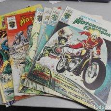 Cómics: SÚPER HÉROES PRESENTA: EL MOTORISTA FANTASMA / LOTE 11 NÚMEROS / VÉRTICE VOL. 2. Lote 162575958