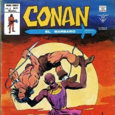 Fumetti: CONAN EL BÁRBARO -V-2- Nº 35 -LA NOVIA DEL VAMPIRO- 1980- GRAN JOHN BUSCEMA-DIFÍCIL-BUENO-LEAN-1051. Lote 162620874