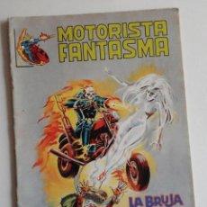 Cómics: MOTORISTA FANTASMA Nº 6. VÉRTICE / SURCO. A COLOR.. Lote 162672494