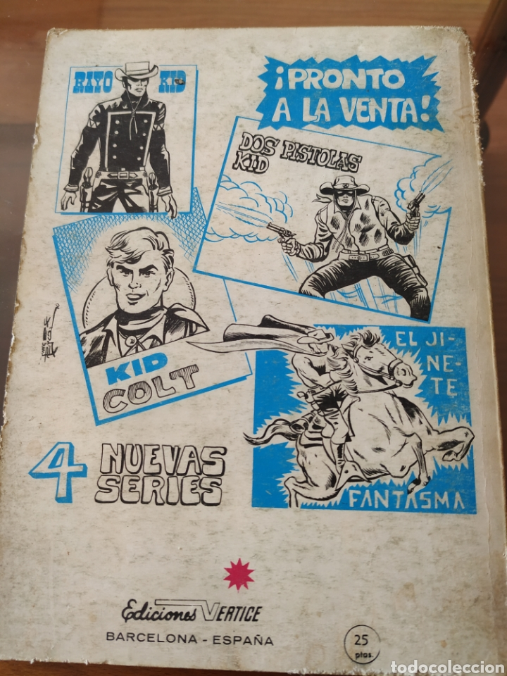 Cómics: Dan defensor (Dare-devil), ¡Cobarde...Cobarde! 1971 - Foto 2 - 162685025
