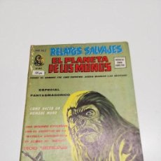 Cómics: RELATOS SALVAJES 2 V.1 EL PLANETA DE LOS MONOS VÉRTICE. Lote 162437106