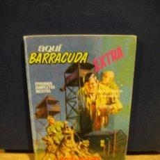 Cómics: AQUI BARRACUDA Nº 5 - VERTICE V.1 MUY BUEN ESTADO. Lote 162805234
