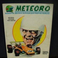 Cómics: METEORO Nº 1 - VERTICE V.1 . Lote 162806142