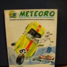 Cómics: METEORO Nº 3 - VERTICE V.1 . Lote 162806190