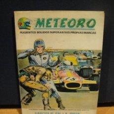 Cómics: METEORO Nº 4 - VERTICE V.1 . Lote 162806250