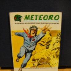 Cómics: METEORO Nº 8 - VERTICE V.1 . Lote 162806370