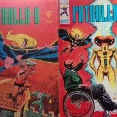 Cómics: PATRULLA X (X MEN) MUNDICOMICS VÉRTICE V3 NºS 24 Y 25 AÑO 1.974 . Lote 162822278