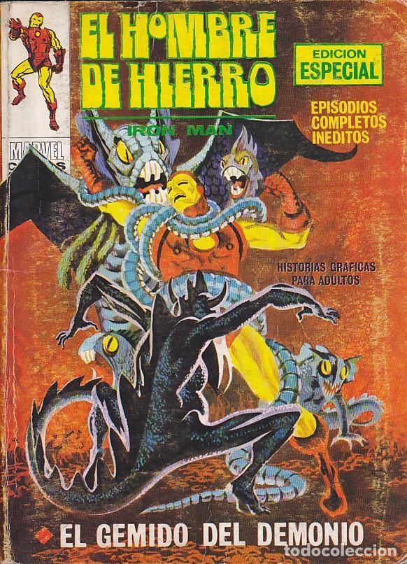 COMIC COLECCION EL HOMBRE DE HIERRO Nº 20 VOL.1 (Tebeos y Comics - Vértice - Hombre de Hierro)