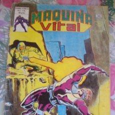 Cómics: MAQUINA VITAL Nº 5 VERTICE EL HOMBRE MAQUINA. Lote 163858178