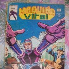 Cómics: MAQUINA VITAL Nº 4 VERTICE EL HOMBRE MAQUINA. Lote 163858594