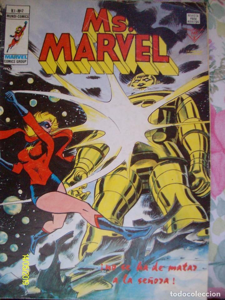 MS. MARVEL Nº 2 VERTICE (Tebeos y Comics - Vértice - V.1)