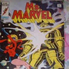 Cómics: MS. MARVEL Nº 2 VERTICE. Lote 163864418