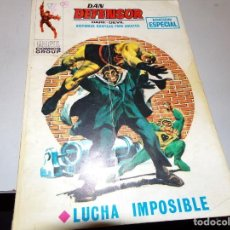 Cómics: DAN DEFENSOR LUCHA IMPOSIBLE NUMERO 12. Lote 163968838