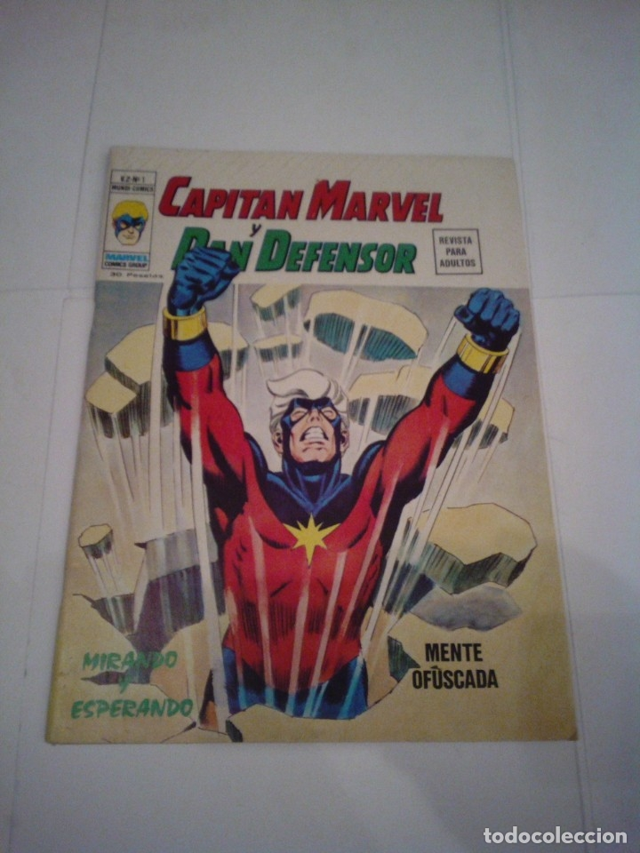 HEROES MARVEL - VERTICE - VOLUMEN 2 - COMPLETA - 67 NUMEROS + 1 ESPECIAL - M.B.E. - GORBAUD - CJ 30 (Tebeos y Comics - Vértice - Super Héroes)