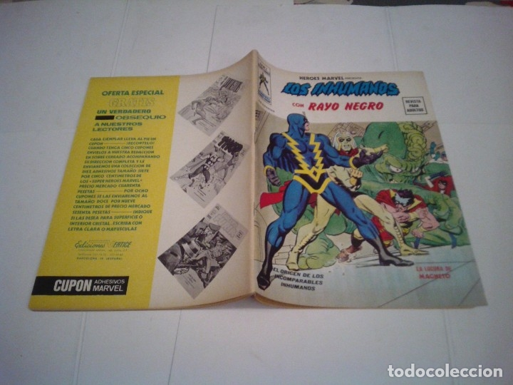 Cómics: HEROES MARVEL - VERTICE - VOLUMEN 2 - COMPLETA - 67 NUMEROS + 1 ESPECIAL - M.B.E. - GORBAUD - CJ 30 - Foto 7 - 80344033