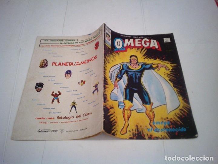Cómics: HEROES MARVEL - VERTICE - VOLUMEN 2 - COMPLETA - 67 NUMEROS + 1 ESPECIAL - M.B.E. - GORBAUD - CJ 30 - Foto 73 - 80344033