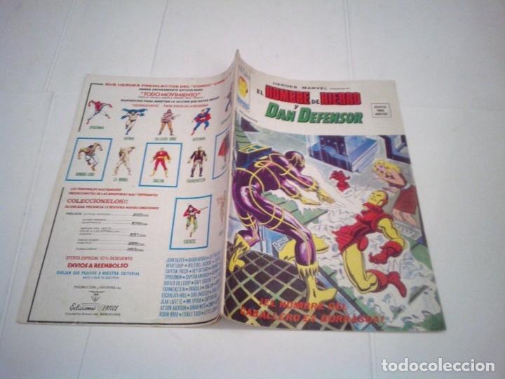 Cómics: HEROES MARVEL - VERTICE - VOLUMEN 2 - COMPLETA - 67 NUMEROS + 1 ESPECIAL - M.B.E. - GORBAUD - CJ 30 - Foto 70 - 80344033
