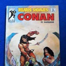 Cómics: RELATOS SALVAJES VOL.1 Nº 51 - CONAN. Lote 164040250