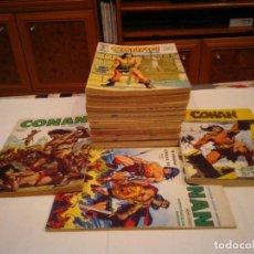 Cómics: CONAN EL BARBARO - VERTICE - VOLUMEN 2 - COMPLETA - 43 NUMEROS + 3 ESPECIALES - MBE - CJ86 - GORBAUD. Lote 164042850